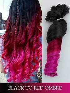 Love Red Ombre You Should Not Miss This Hair Color DIY