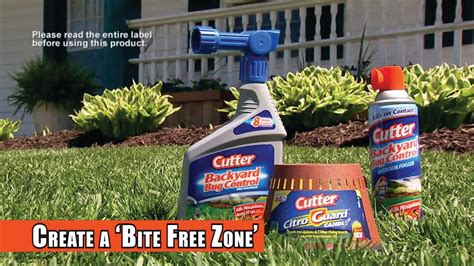 Cutter Backyard Bug Review by Cutter 174 Insect Repellent Backyard Bug Products