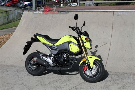 2017 Honda Grom Review With Joey Mac