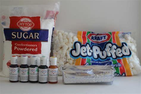 diy recipe diy marshmallow fondant guest post made from pinterest gh49