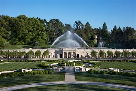 beyer blinder belles restoration  longwood gardens
