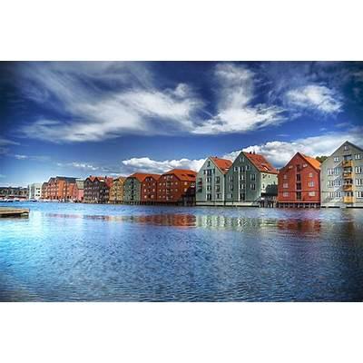 TOP WORLD TRAVEL DESTINATIONS: Trondheim norway