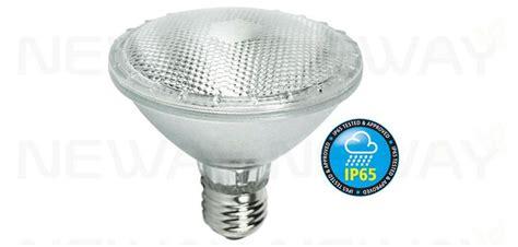7 watt e27 led par30 flood light bulbs waterproof ip65