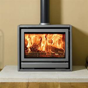 Riva F76 Freestanding Wood Burning Stove - From VFS