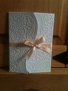 1000 images about wedding invitations on pinterest With tattered lace wedding invitations