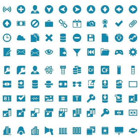 best web font 14 free icon fonts for web designers
