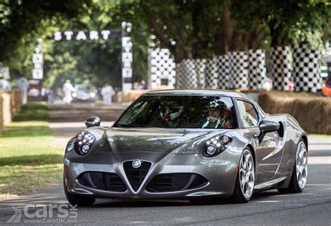 Alfa Romeo 4c Goodwood Festival Of Speed Pictures