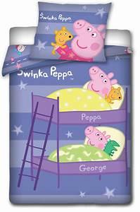 Bettwäsche Peppa Wutz : peppa pig ropa de cuna ropa de cama cerditos peppa george ~ Watch28wear.com Haus und Dekorationen