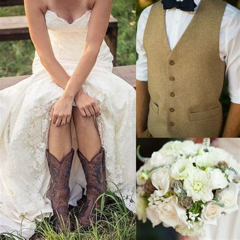 Brides And Grooms Paired With Bouquets And Shoes Wedding Style