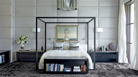 How To Decorate With A Four-poster Bed
