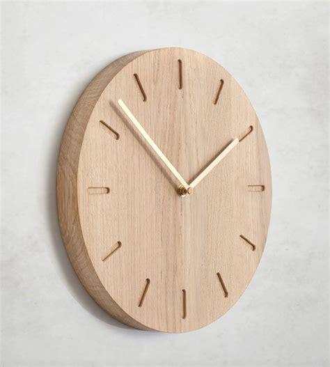 Wanduhr Modern Holz Wanduhren Modern Design  My Home Is