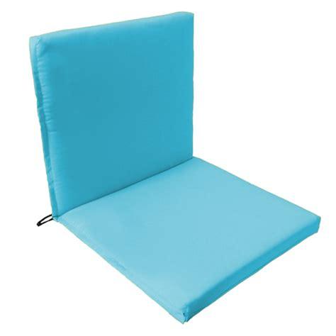 back seat outdoor waterproof chair pad cushion garden
