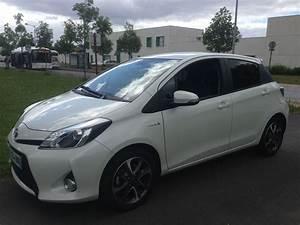 Toyota Yaris Hybride Dynamic : voiture toyota yaris hybride dynamic zen gps aquitaine ~ Gottalentnigeria.com Avis de Voitures