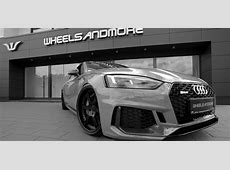 Wheelsandmore Fiddles With The Audi RS5 Coupe, Pumps It Up