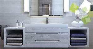 meuble salle de bain pas cher destockage With destockage salle de bain