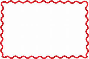 Wiggly Line Border - ClipArt Best