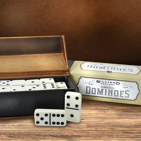 dominoes game set domino sets  sale billiard factory