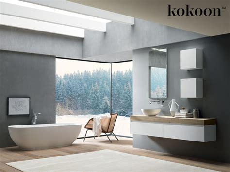 Designer Bathroom Furniture by Domayne Bathroom Design Introducing Kokoon Italian