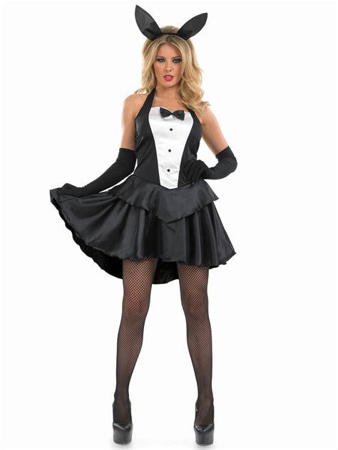 Girl in bunny suit