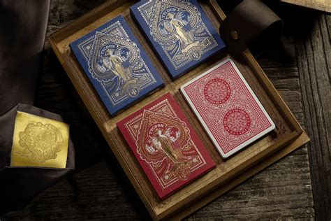 Maybe you would like to learn more about one of these? Chamber Magic® Luxury Playing Cards: TYCOONS - Chamber Magic