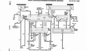 86 560sec Stereo Wiring Question  With Pic
