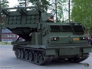 M270 MLRS MULTIPLE LAUNCH ROCKET SYSTEM MAHOGANY WOOD ...
