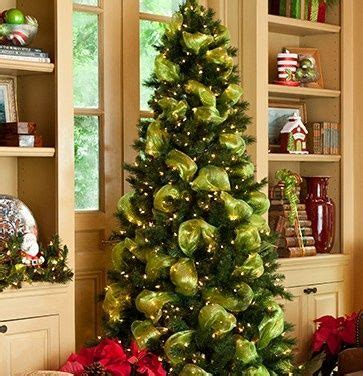 how to organize a christmas tree trees decorated with mesh netting is an pinboard organize and