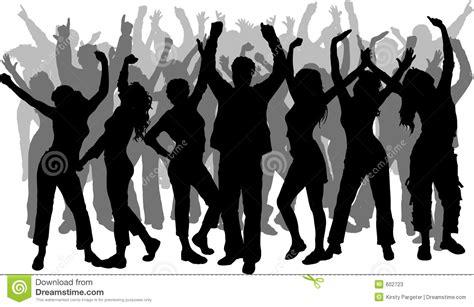 disco ball floor l people dancing stock photos image 602723