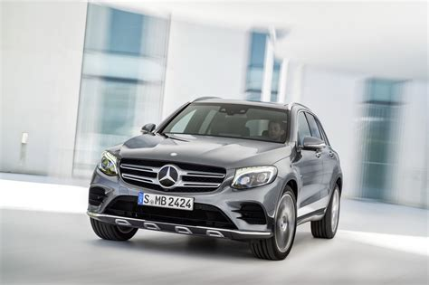 The New Mercedesbenz Glc Unveiled