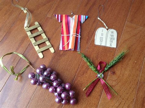 suzanne shares advent jesse tree ornament swap ornaments