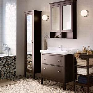 Meuble Salle De Bain Marron : les 25 meilleures id es de la cat gorie salle de bain ~ Dailycaller-alerts.com Idées de Décoration