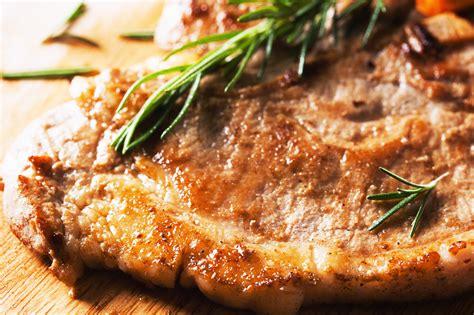 cuisiner porc comment cuisiner sa côte de porc échine