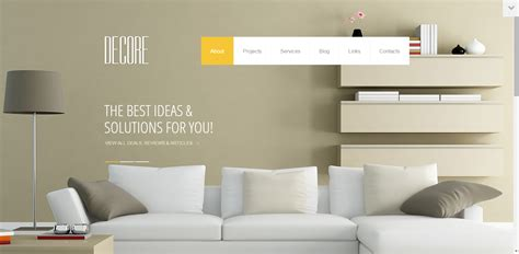 Interior Design Themes by 20 Modern Interior Design Furniture Themes