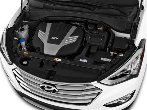 Hyundai Santa Fe Engine Size by Image 2015 Hyundai Santa Fe Fwd 4 Door Gls Engine Size