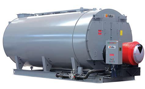 The new Fulton FB-C Firetube Steam Boiler - Fulton Limited