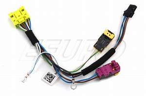 Saab Air Bag Wiring Harness 12766215