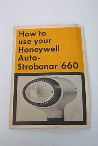 Honeywell Strobonar 660 Auto Flash Guide Manual English