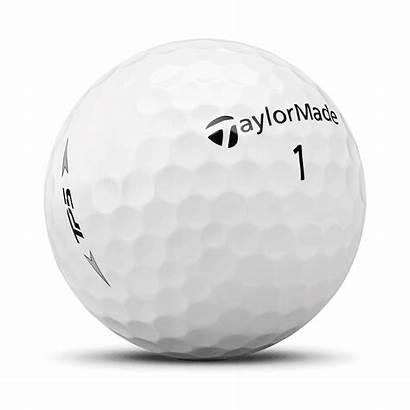 Golf Balls Material Taylormade Ball Tp5 Taylor
