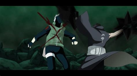 obito uchiha  kakashi hatake final battle trailer