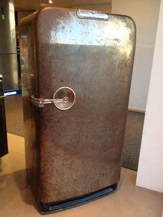 cast iron refrigerator