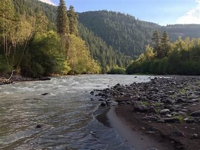 Klickitat River Fishing Washington Steelhead Rivers Water