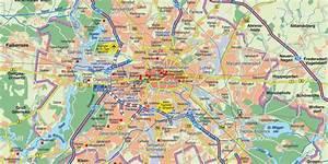 Berlin Hohenschönhausen Karte : karte von berlin bersicht hauptstadt in deutschland welt ~ Buech-reservation.com Haus und Dekorationen