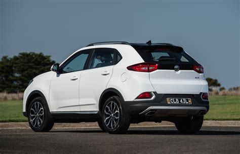 Sized Suv by Mg Gs Mid Size Suv Now On Sale In Australia Performancedrive