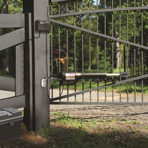 automatic gate opener ideas  pinterest