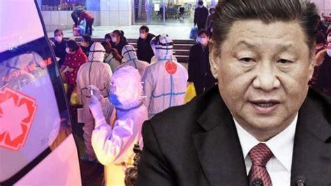 A është kjo provë se Kina është duke gënjyer për shpërthimin vdekjeprurës të coronavirusit ...