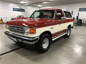 1987 Ford Bronco | 4-Wheel Classics/Classic Car, Truck, and SUV Sales