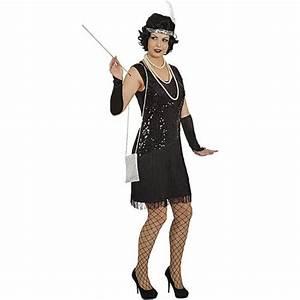 20er Jahre Outfit Damen : charleston flapper fransen kleid damenkost m otto ~ Frokenaadalensverden.com Haus und Dekorationen