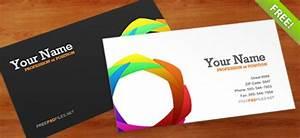 Business Card Psd Template Psd File