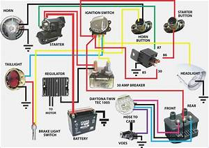 Harley Davidson Ignition Switch Wiring Diagram  U2013 Moesappaloosas Com