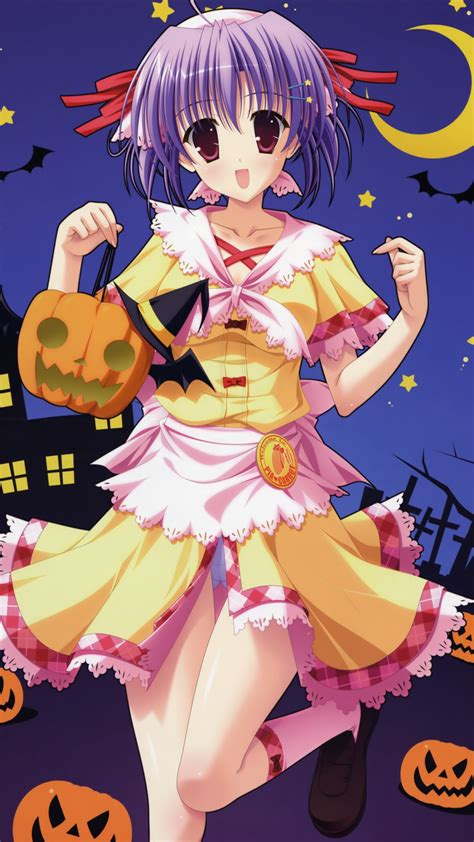 anime halloween htc  wallpaper kawaii